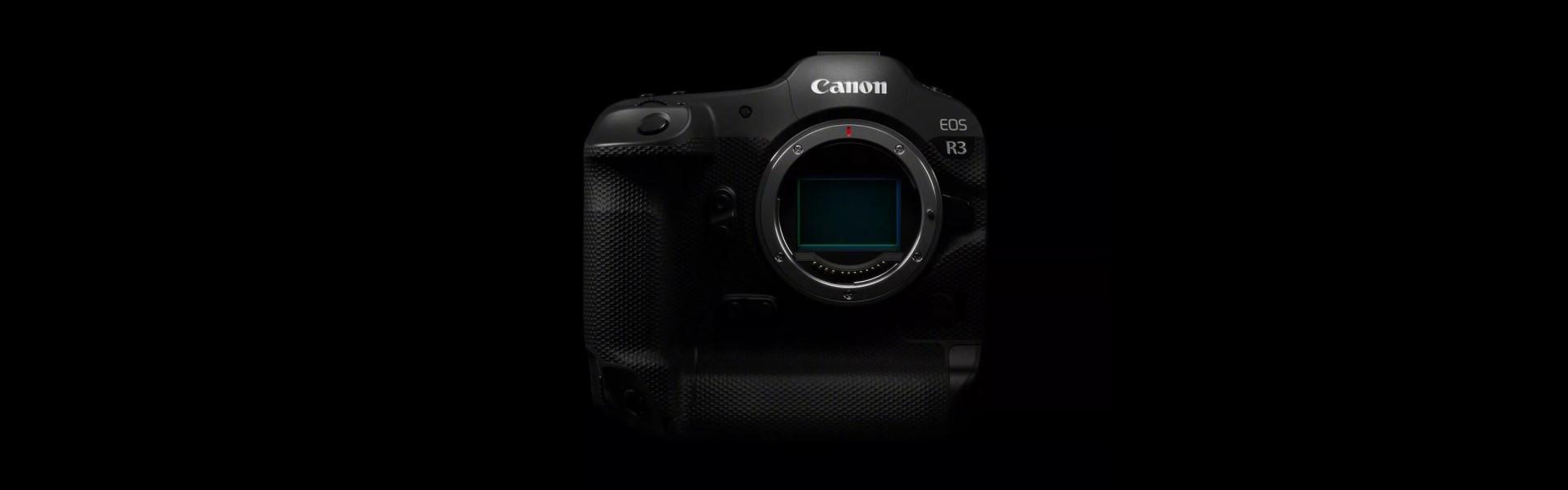 Canon EOS R3 - BRŽI. BOLJI.