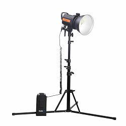 Phottix Dodatna oprema Indra 360 TTL Studio Light and Battery Pack Kit ( EU & UK )