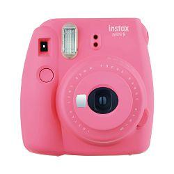 FUJIFILM instant fotoaparat Instax Mini 9 Flamingo Pink  (flamingo rozi)