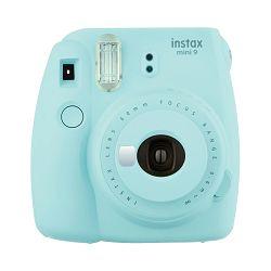 FUJIFILM instant fotoaparat Instax Mini 9 Ice Blue (ledeno plava)