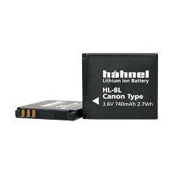 Hahnel Dodatna oprema HL-8L / 3,6 V / 740 mAh ( Canon NB-8L )