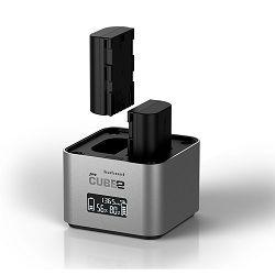 Hahnel Dodatna oprema ProCube 2 Twin Charger (Canon)