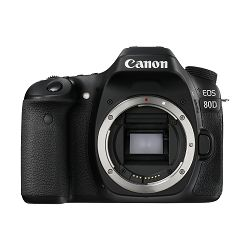 Canon Digitalni fotoaparat EOS 80D BODY Wifi
