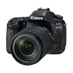 Canon Digitalni fotoaparat EOS 80D EF-S 18-135 IS nano USM