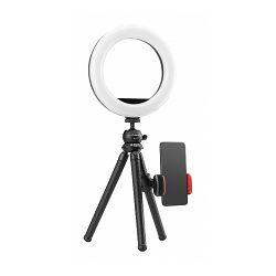 Fotopro Vlogging Ring Light Kit L3 (RM-80 + AK-08 + SJ-20 + MH-01)