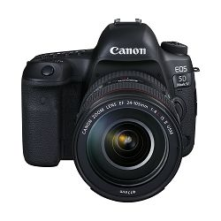 Canon Digitalni fotoaparat EOS 5D Mark IV + EF 24-105mm f/4 IS USM II