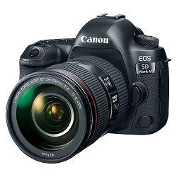 Canon Digitalni fotoaparat EOS 5D Mark IV 24-70 4L KIT