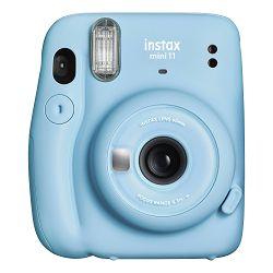 FUJIFILM instant fotoaparat Instax Mini 11 (Sky Blue)