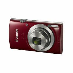 Canon Digitalni fotoaparat IXUS 185 Red