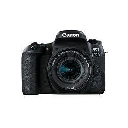 Canon Digitalni fotoaparat EOS 77D 18-55