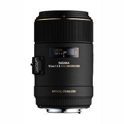 SIGMA Objektiv AF 105mm f/2.8 EX DG HSM OS Macro / Canon