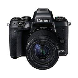 Canon Mirrorless Camera EOS M50 BK M18-150 SEE