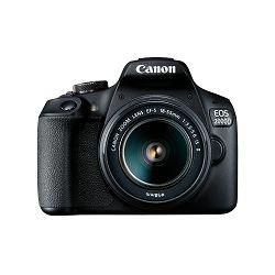 Canon Digitalni fotoaparat EOS 2000D BK 18-55 IS