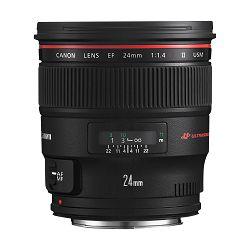Canon Objektiv EF 24mm 1:1.4 L II USM