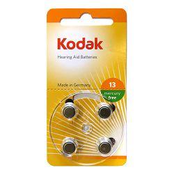 Kodak Baterija za slušni aparat Zink Air KP13-4P