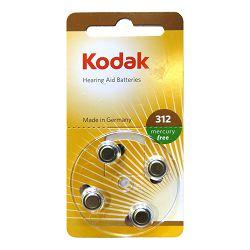 Kodak Baterija za slušni aparat Zink Air KP312-4P