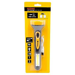 Kodak LED  Flashlight Work 120 USB