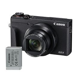 Canon Digitalni fotoaparat Powershot G5x Mark II BATTERY KIT