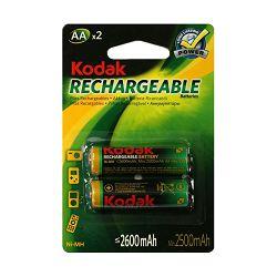Kodak Baterija  Ni-MH KAAHR-2 /2600 mAh