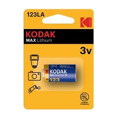Kodak Baterija MAX Lithium 123LA (1 pack)
