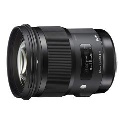 SIGMA Objektiv AF 50mm f/1.4 DG HSM ART / Canon