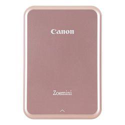 Canon Printer Mini Photo ZOEMINI Rose Gold - White