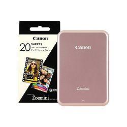 Canon Printer MINI PHOTO PRINTER ZOEMINI RGW+30 SHEETS