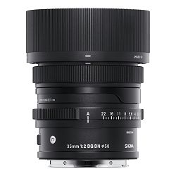 SIGMA Objektiv AF 35mm f/2 DG DN / Sony-E