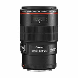 Canon Objektiv EF 100mm f/2.8 L IS USM MACRO