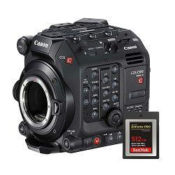Canon Digitalna videokamera Cinema EOS C500 Mark II (CFexpress KIT)