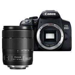 Canon Digitalni fotoaparat EOS 850D kit EFS18-135 IS USM