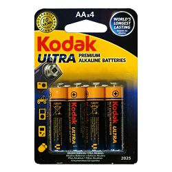 Kodak Baterija KAA-4P Ultra PREMIUM