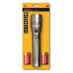 Kodak Baterijska svjetiljka LED Flashlight Ultra 165 + 2xD
