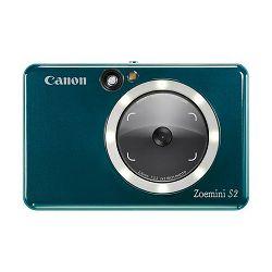 Canon Instant Camera Printer Zoemini S2 (Teal)
