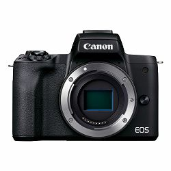 Canon Mirrorless Camera EOS M50 Mark II (Black) BODY