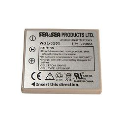 Sea&Sea Dodatna oprema Lithium-ion battery for 860G