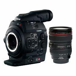 Canon Digitalna videokamera EOS C300 + EF 24-105 L IS USM