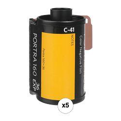 Kodak Film PORTRA 160 135-36/5