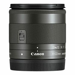 Canon Objektiv EF-M 11-22 f4.0-5.6 ISSTM