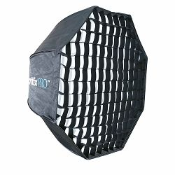 "Phottix Dodatna oprema Easy Up HD Umbrella Octa Softbox with Grid (80cm/32"")"