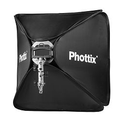 "Phottix Dodatna oprema Transfolder Softbox with Cerberus Flash Mount Kit 40x40cm (16""x16"")"