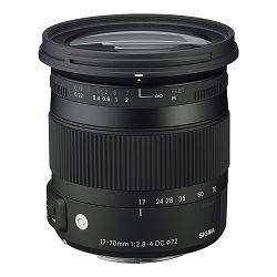 SIGMA Objektiv AF 17-70mm f/2.8-4.0 DC HSM OS Macro / Canon