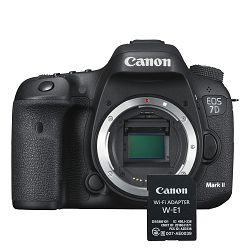 Canon Digitalni fotoaparat EOS 7D II Body (G) + W-E1