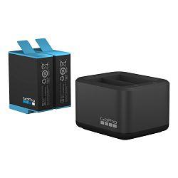 GoPro Dodatna oprema HERO9 Black Dual Battery Charger + Spare Battery