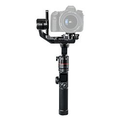 Feiyu Tech AK4000 + AKF1 + AKR 1(Dual handle kit+ Follow focus) 3-axis gimbal for Mirrorless Camera/DSLR