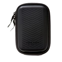 AcmeMade Torba Sleek Case (Matte Black/Chevron)