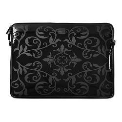 AcmeMade Torba Smart Laptop Sleeve, PC15 ( Wet Black Antik )