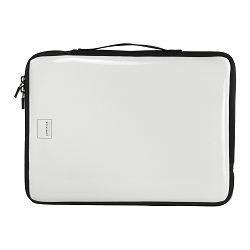 "AcmeMade Torba Slick Laptop Sleeve - 15"" (Gloss White)"