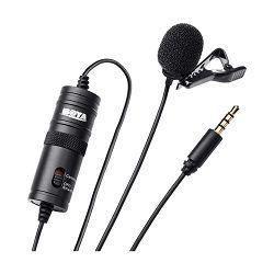 Boya mikrofon BY-M1DM Dual Mic Lavalier za Smartphone i DSLR