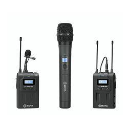 Boya mikrofon BY-WM8 PRO K4 Dual-Channel Wireless Mic KIT